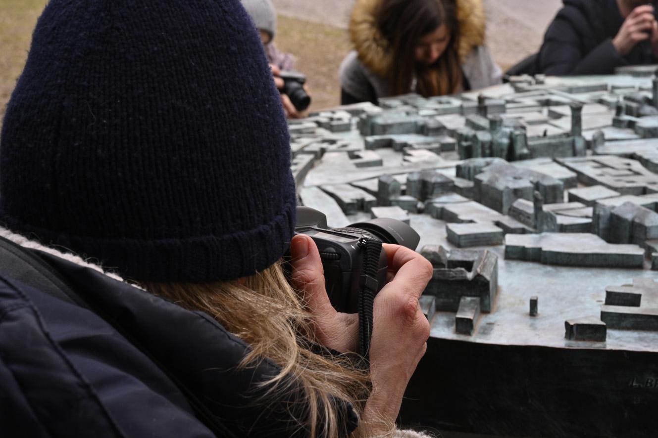 Corso di fotografia a Trento
