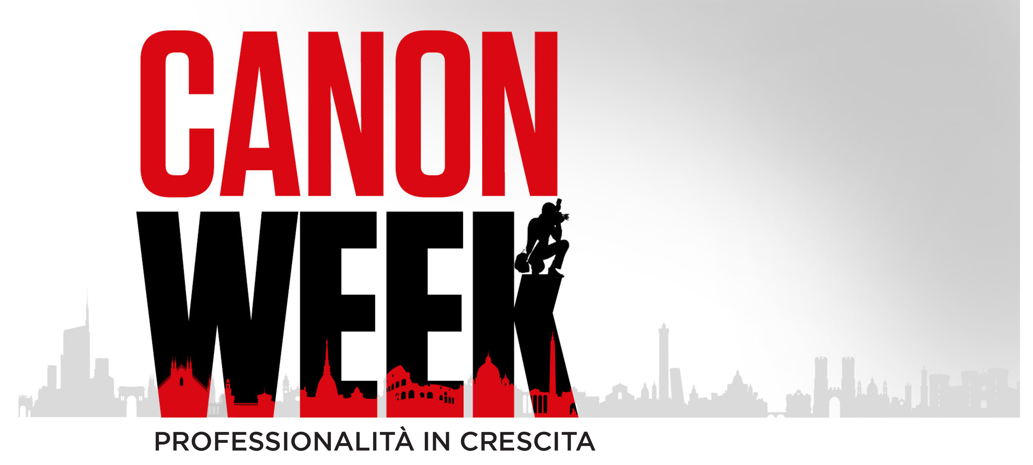 Canon Week Logo