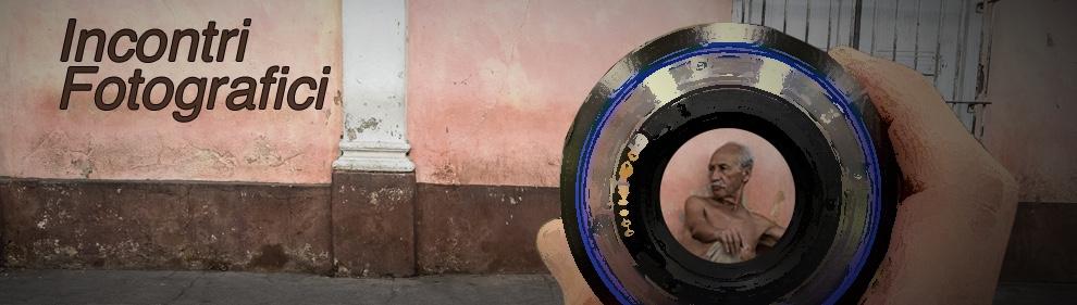 Copertina evento incontri fotografici della rotonda