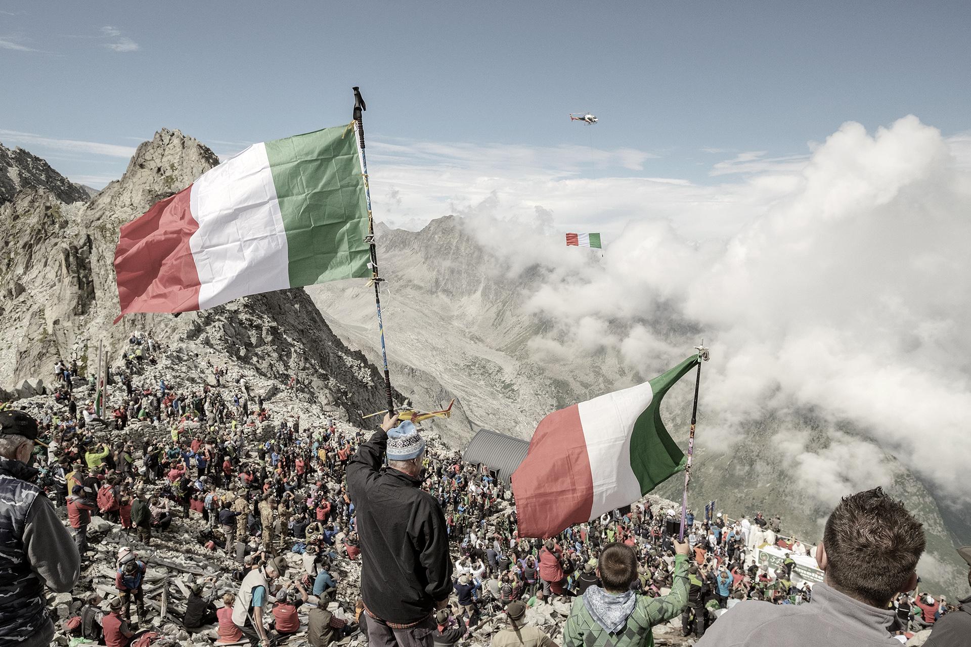 Centenario liberazione fotografato da Daniele Lira
