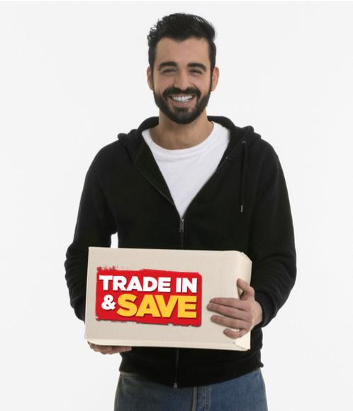 Immagine trade and save Canon cashback