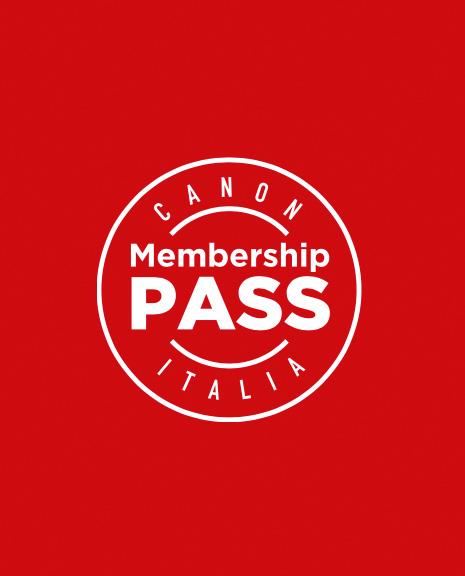 Canon member pass